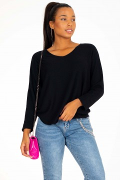 TOP OVERSIZE CHENILLE