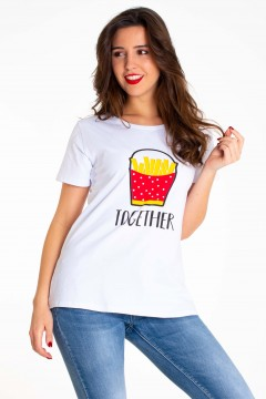 T-SHIRT TOGETHER 3aecd5ee6012