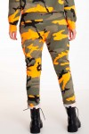 SARWELL MILITAIRE FLUO