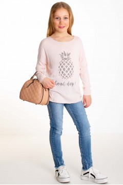 PULL FIN ANANAS