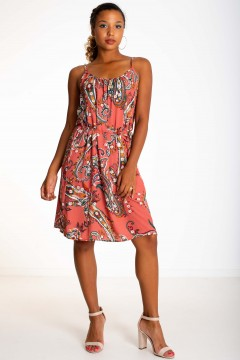 ROBE CASHEMIR ROSE