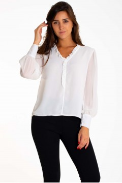 BLOUSE FROUFROU